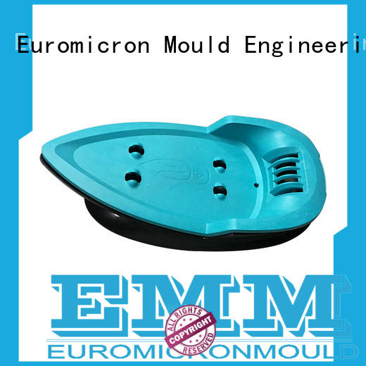 Euromicron Mould iron custom plastic molding awarded supplier for home