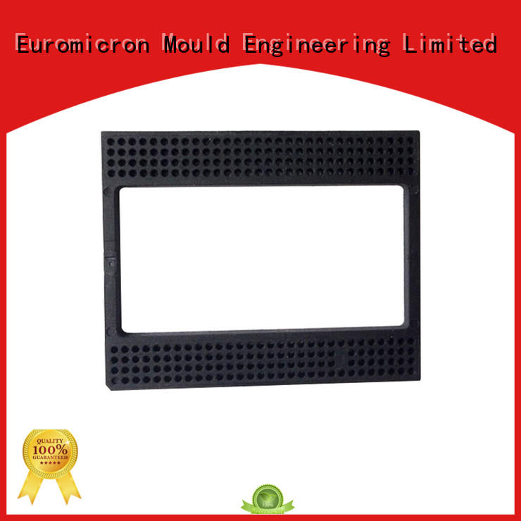 andon siemens products precision molded plastics Euromicron Mould Brand