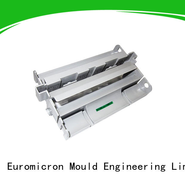 Euromicron Mould strong packing custom injection molding awarded supplier for home application