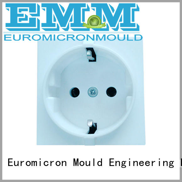 Euromicron Mould high efficiency precision molded plastics siemens for andon electronics