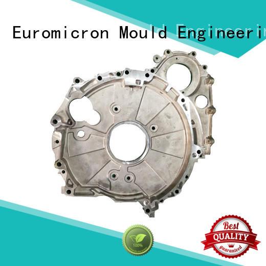 aluminum die casting auto parts automobile for industry Euromicron Mould