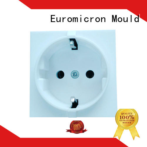 injection andon precision molded plastics Euromicron Mould Brand
