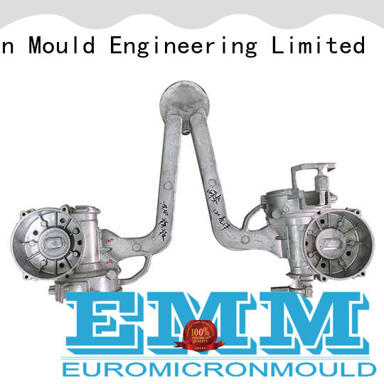 Euromicron Mould mold auto cast export worldwide for auto industry