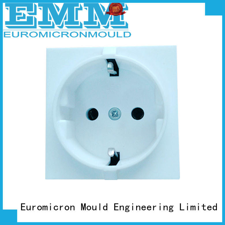 Euromicron Mould electronics electronic housing manufacturer for andon electronics