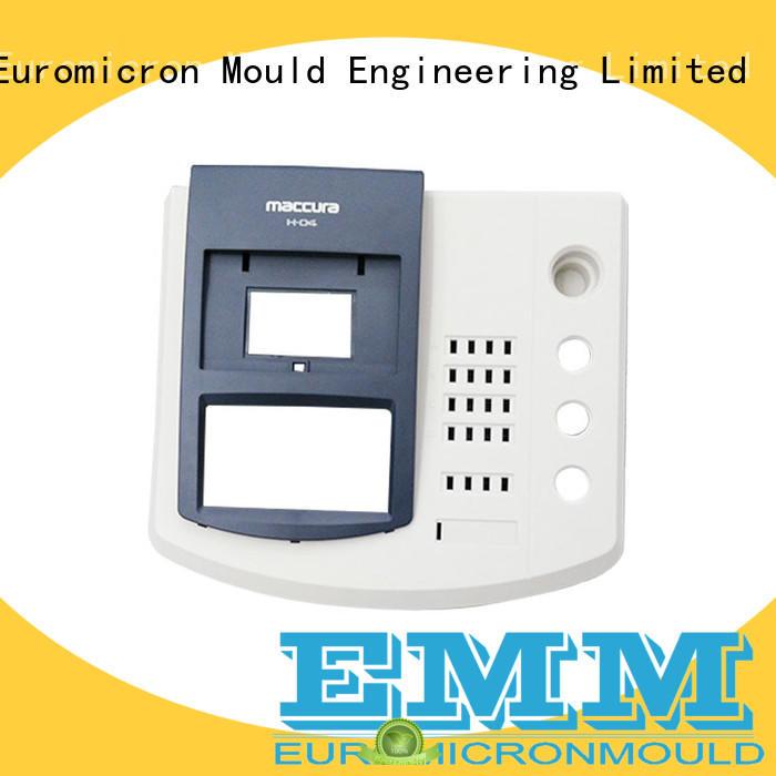 Euromicron Mould monitoring medical plastic molding manufacturer for merchant