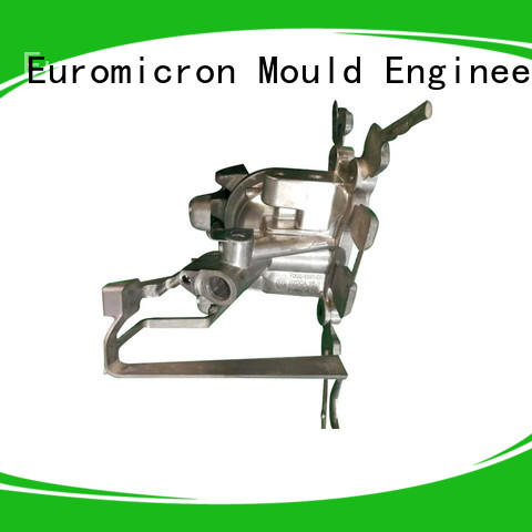 Euromicron Mould by aluminum car parts innovative product for global market