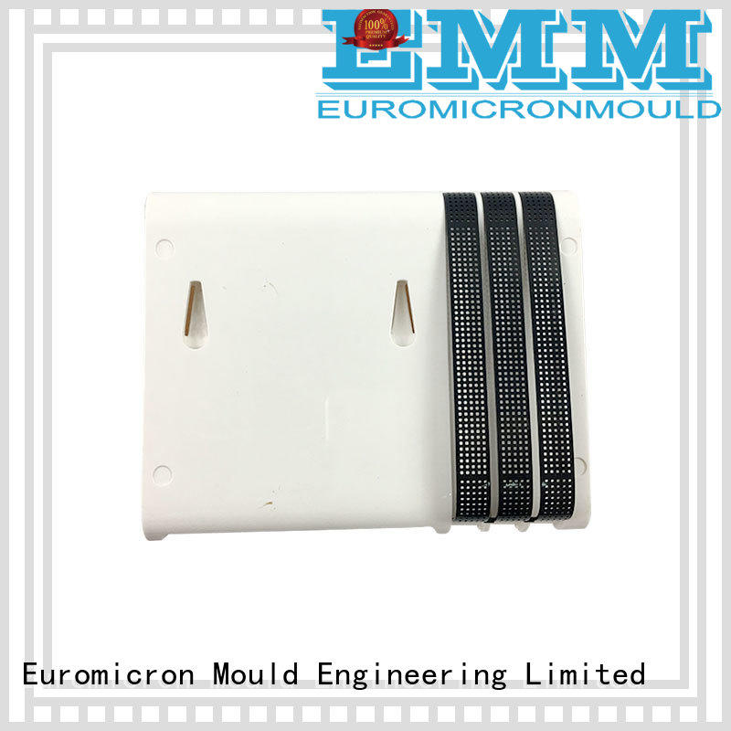 Euromicron Mould high efficiency plastic prototype customized for andon electronics