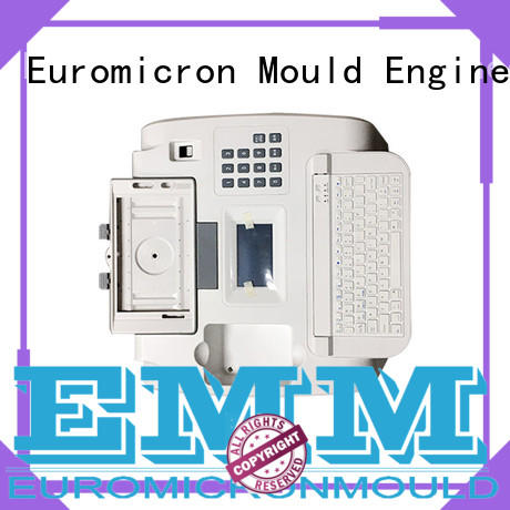 Euromicron Mould semiautomatic medical equipment parts supplier for businessman