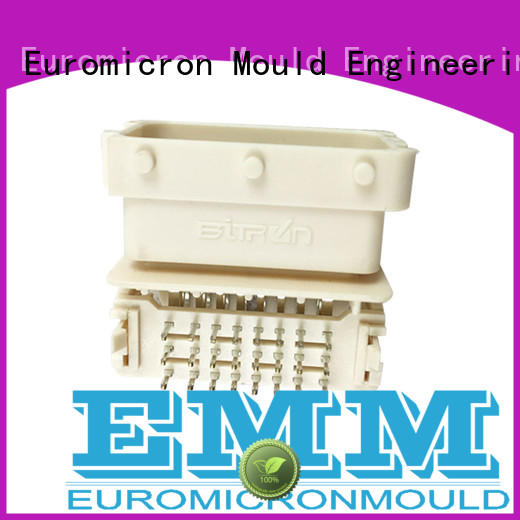 connector stb electrommunication molding Euromicron Mould Brand electronic parts supplier