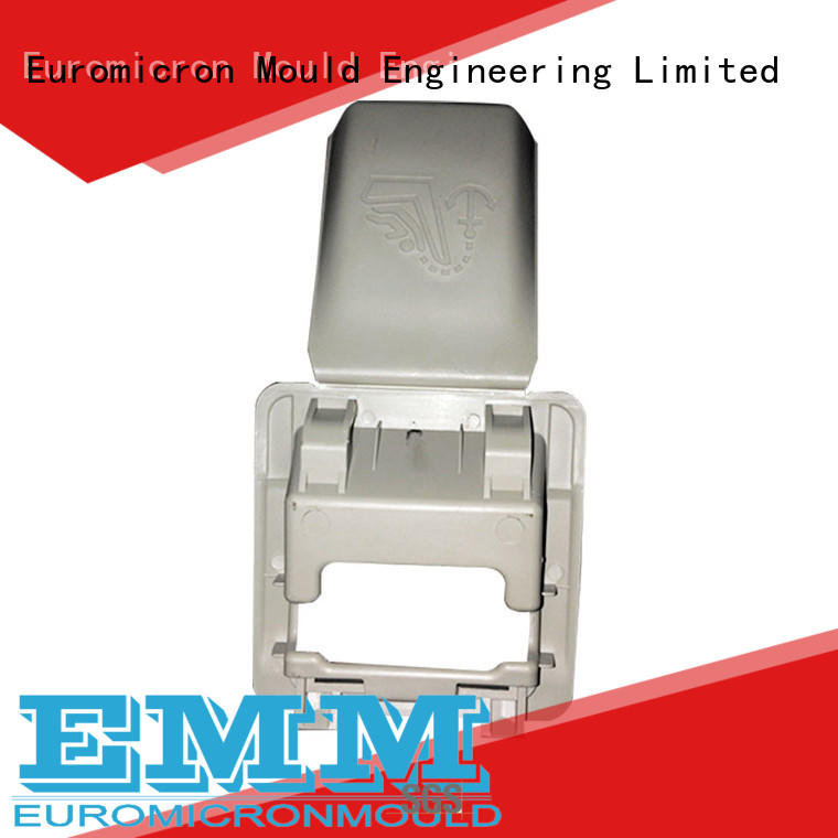 Euromicron Mould motorcycle auto parts company renovation solutions for businessman