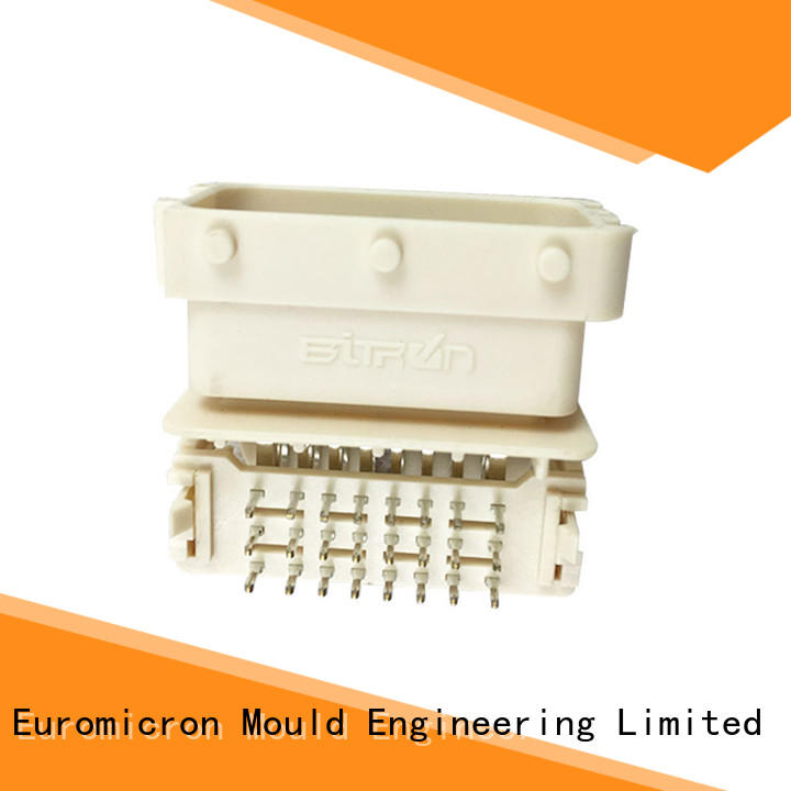 Euromicron Mould corporation communication processor customized for electronic components