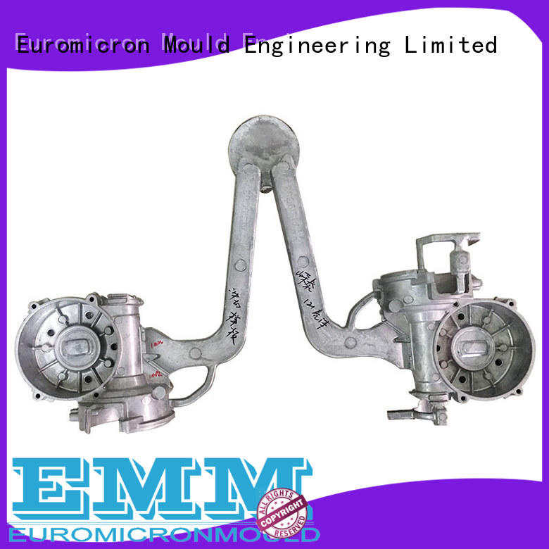 auto parts casting tee for auto industry Euromicron Mould