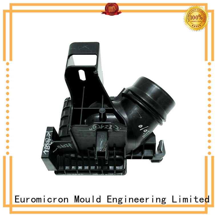 Euromicron Mould OEM ODM automotive plastic injection molding renovation solutions for merchant
