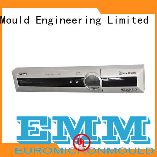 Euromicron Mould high productivity plastic enclosure supplier for electronic components