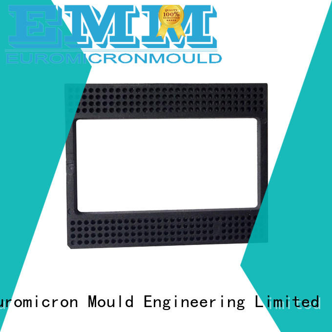 Euromicron Mould high efficiency communication processor supplier for electronic components