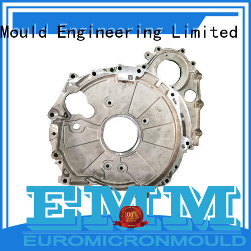 Euromicron Mould automobile aluminum car parts innovative product for auto industry