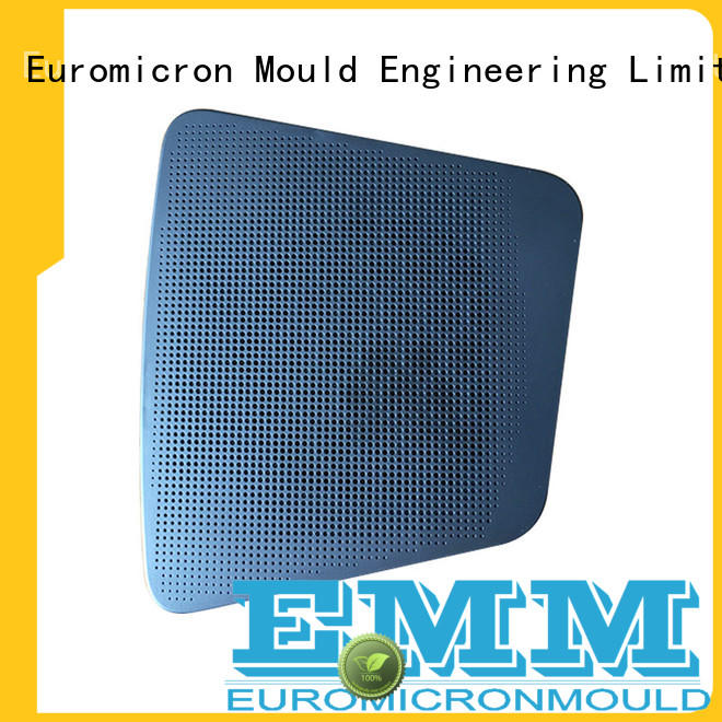 mercedes plastic part design for injection molding one-stop service supplier for businessman Euromicron Mould
