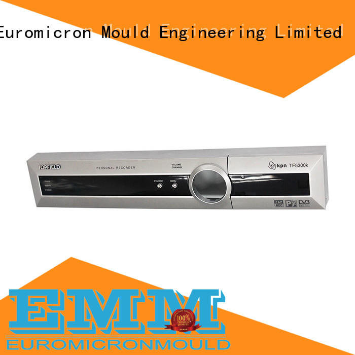 Euromicron Mould high efficiency plastic prototype manufacturer for electronic components