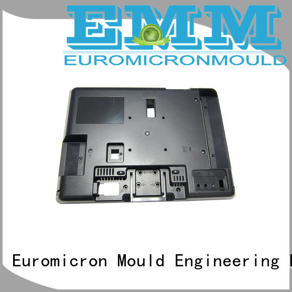 Euromicron Mould strong packing plastic parts awarded supplier for home application
