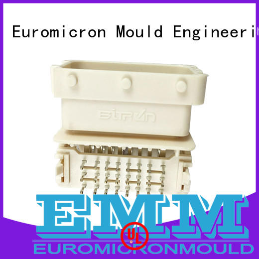 Euromicron Mould high productivity electrical molding wholesale for electronic components