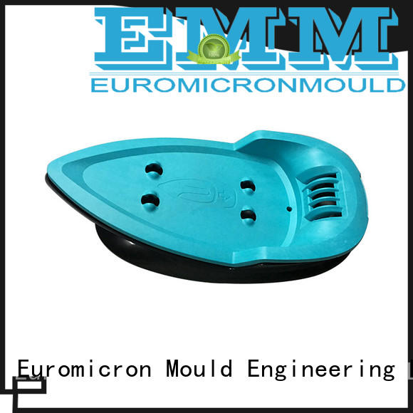 Euromicron Mould new plastic parts awarded supplier for various occasions