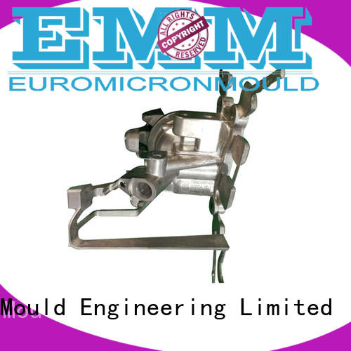 injection casting car parts trader for industry Euromicron Mould