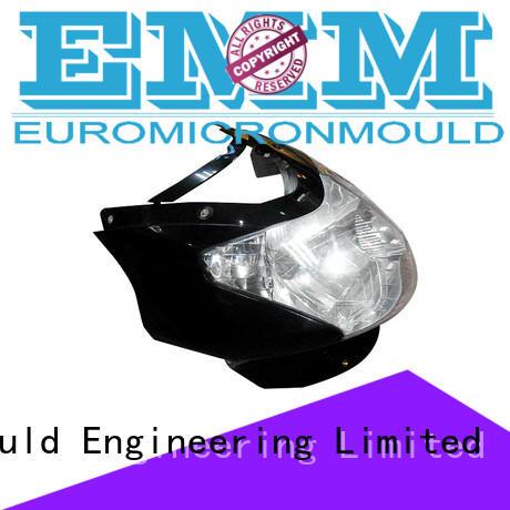 Euromicron Mould OEM ODM car moulding one-stop service supplier for trader