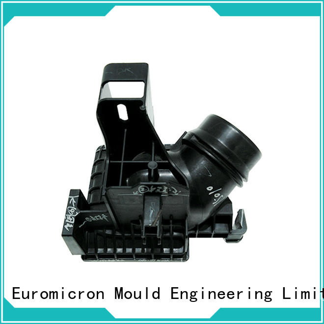 Euromicron Mould plastic auto molding renovation solutions for trader