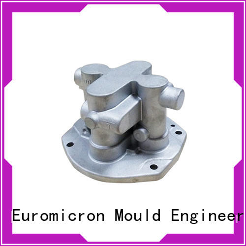 Euromicron Mould aluminum car parts innovative product for global market