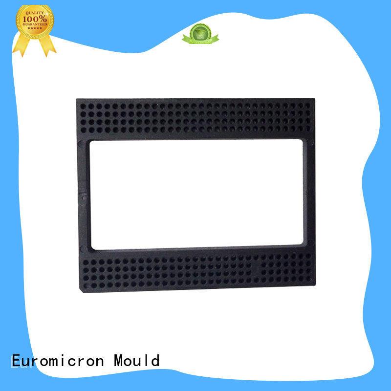 Euromicron Mould high productivity plastic enclosures for electronics electronics for electronic components