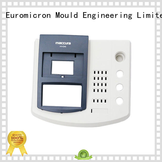 china plastic injection molding siemens shell medical spare parts Euromicron Mould Brand