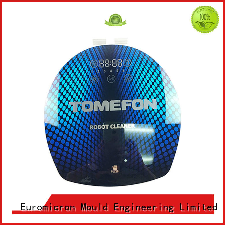 injection molding companies plastic kettle case Euromicron Mould Brand company