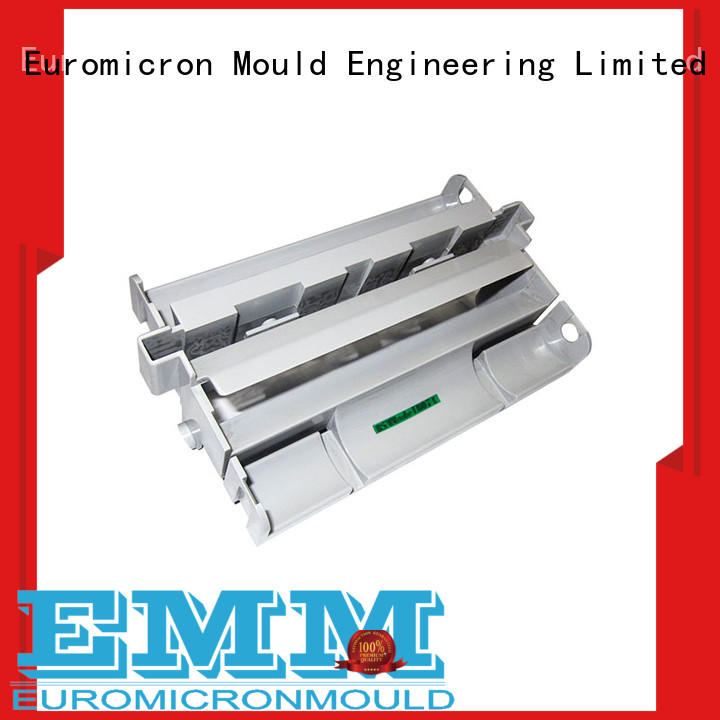 Euromicron Mould sturdy construction custom injection molding by for home application