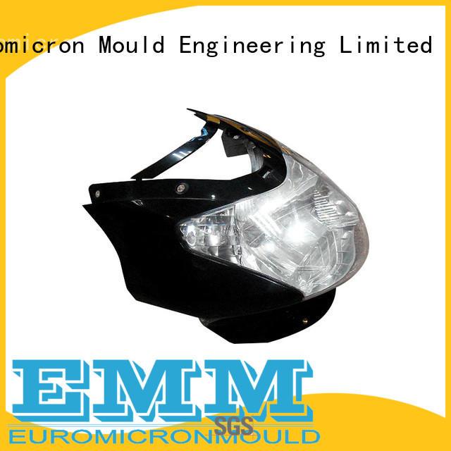 Euromicron Mould benz automotive molding renovation solutions for merchant