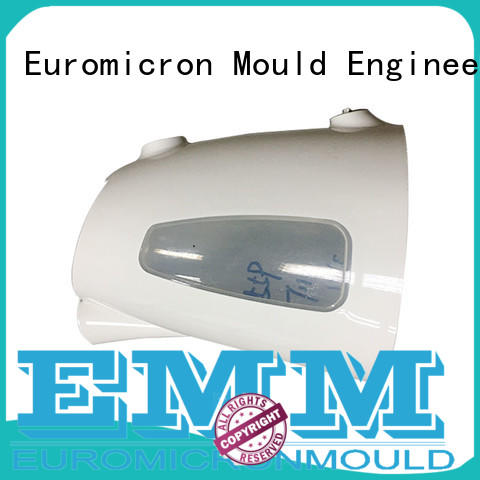 Euromicron Mould plastic molding design request for quote for home application