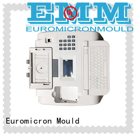 Quality Euromicron Mould Brand monitoring shell medical spare parts