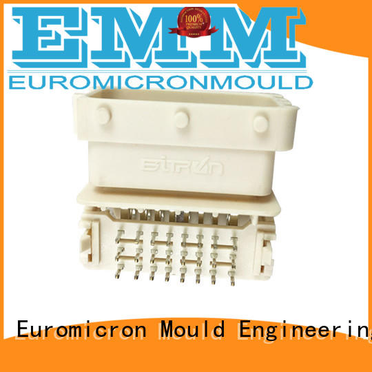 Euromicron Mould molding electronic parts wholesale for electronic components