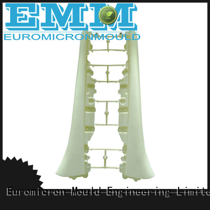 Euromicron Mould made car door molding one-stop service supplier for merchant