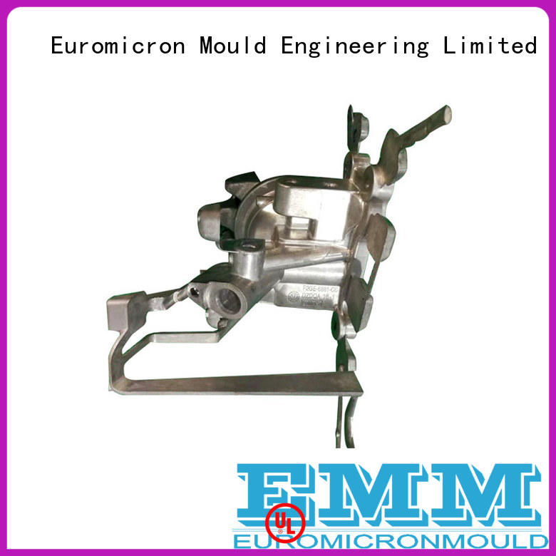 mold aluminium auto parts manufacturers trader for industry Euromicron Mould
