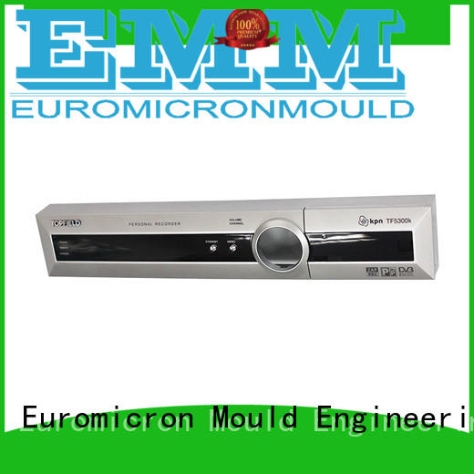 Euromicron Mould high efficiency custom plastic box customized for electronic components