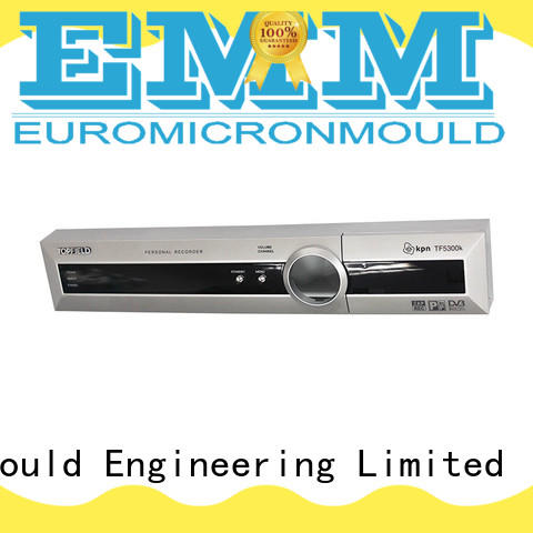 Euromicron Mould by plastic enclosure manufacturer for andon electronics