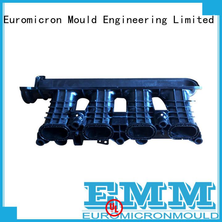 Euromicron Mould plastic automotive plastics one-stop service supplier for trader