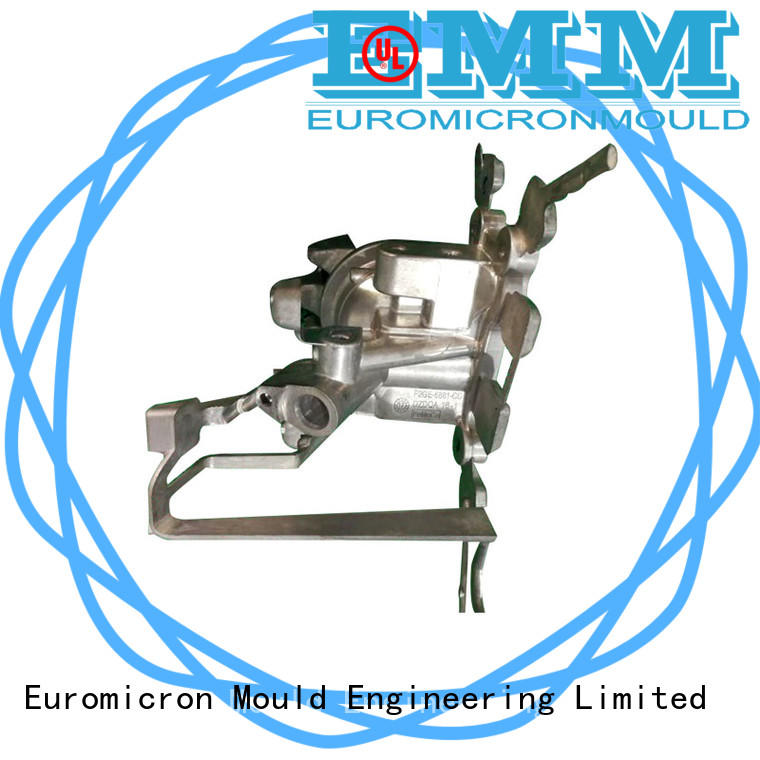 Euromicron Mould ford aluminum automotive parts trader for industry