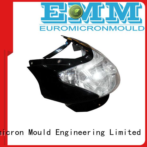 OEM ODM automotive plastics interior one-stop service supplier for merchant