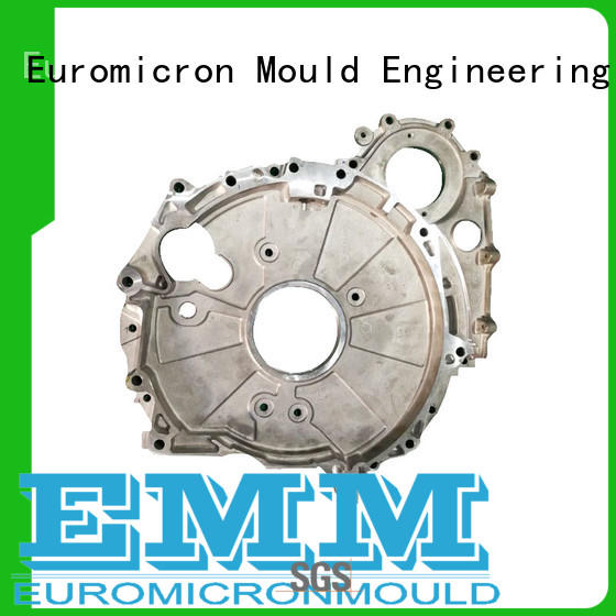 Euromicron Mould injection casting car parts export worldwide for global market