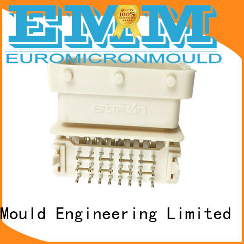 Euromicron Mould quick delivery electronic housing customized for andon electronics