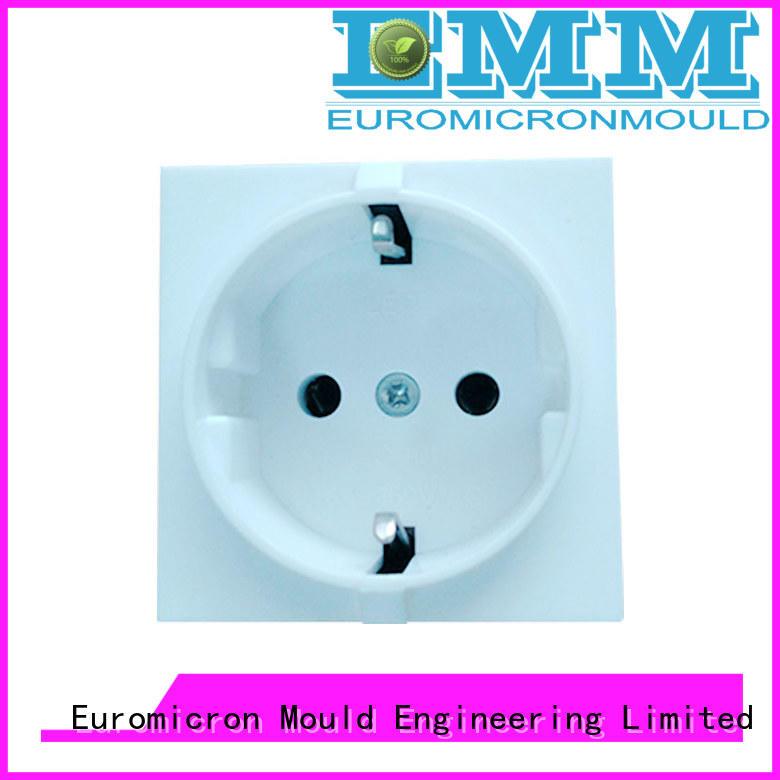 Euromicron Mould electrommunication plastic enclosure box wholesale for electronic components