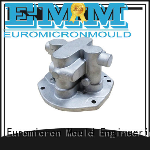 Euromicron Mould mold auto cast innovative product for industry
