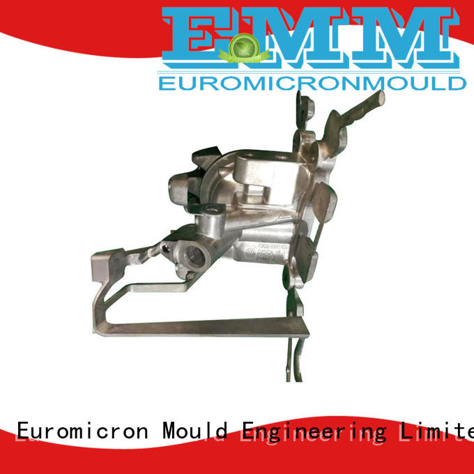Die-casting parts of molding for Jaguar