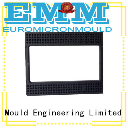 Euromicron Mould quick delivery custom plastic enclosures electronics connector for andon electronics